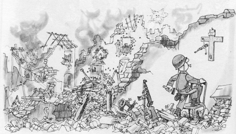 Quino, l'artiste argentin